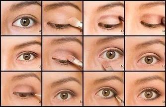 Макияж для опущенных уголков глаз макияж для грустных