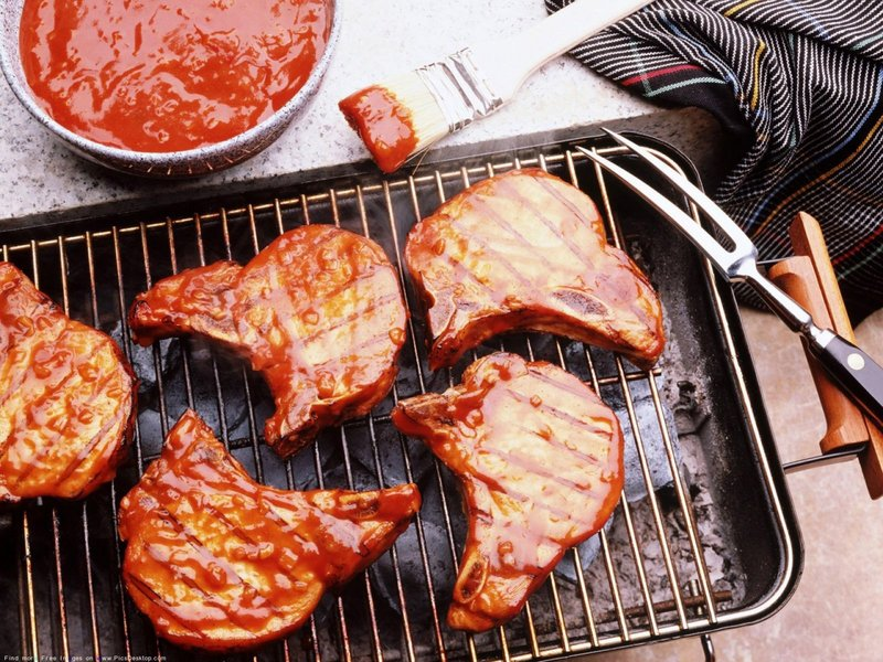 рецепты для барбекю с фото