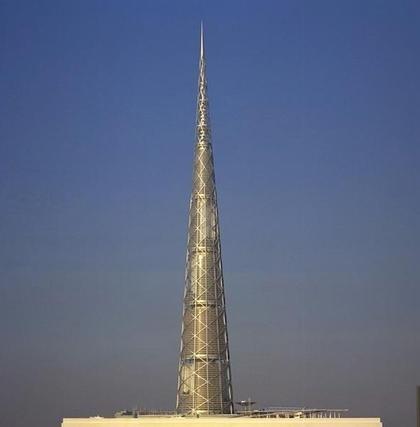 Башня Тысячелетия