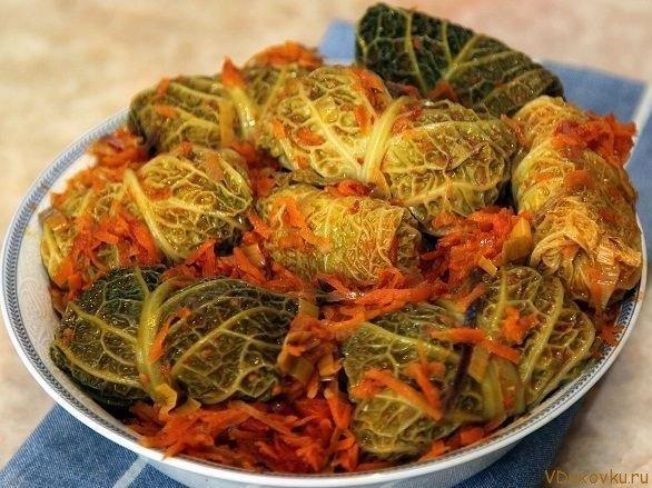 блюда савойская капуста