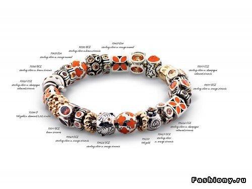 браслеты в стиле пандора фото   Фотоархив