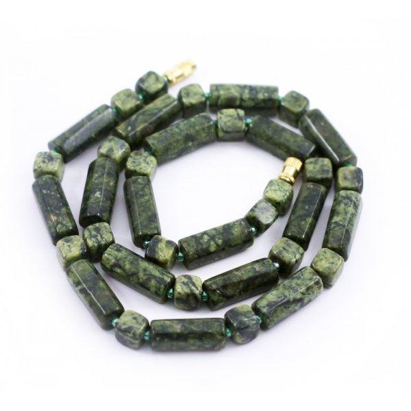 Бусы из змеевика - Интернет-магазин изделий из камня - купить сувениры и украшения из камня оптом в Москве и Екатеринбурге- 96 Stone