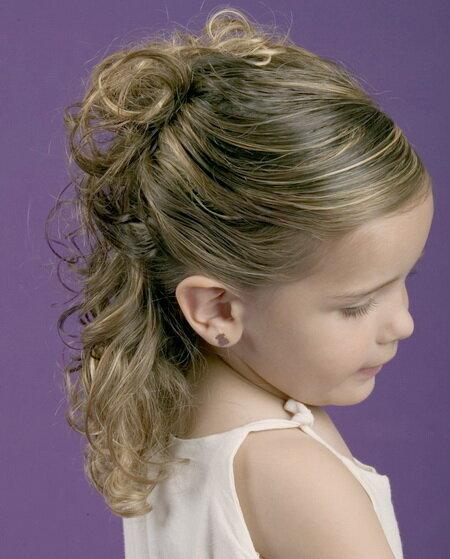 Детские стрижки - Модные и креативные детские стрижки - фото - Лучшие