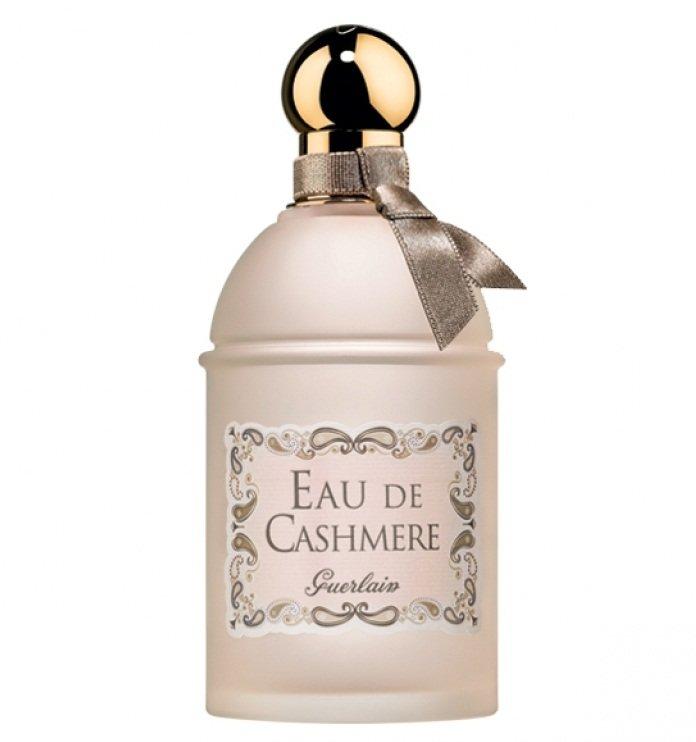 Guerlain Eau de Cashmere, Герлен О де Кашмир, парфюмерия Guerlain