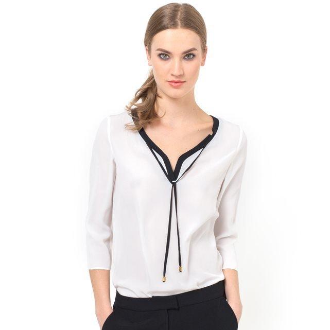 image Блузка с рукавами 3/4 Мини-цена