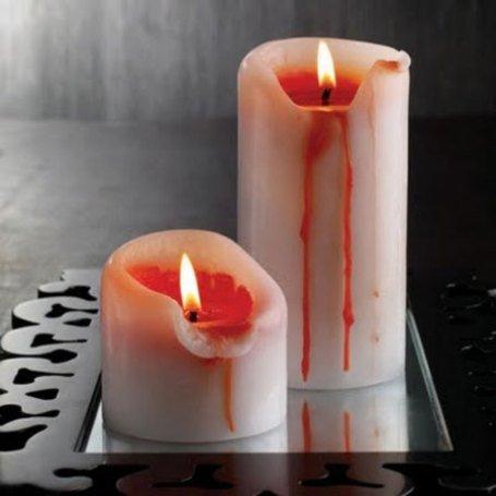 Изготовление декоративных свечей своими руками - фото