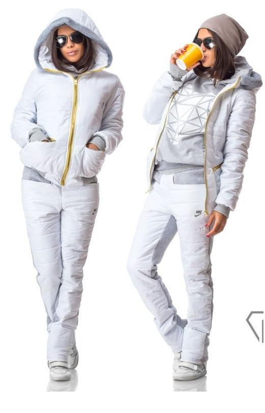 Купить женский теплый спортивный костюм