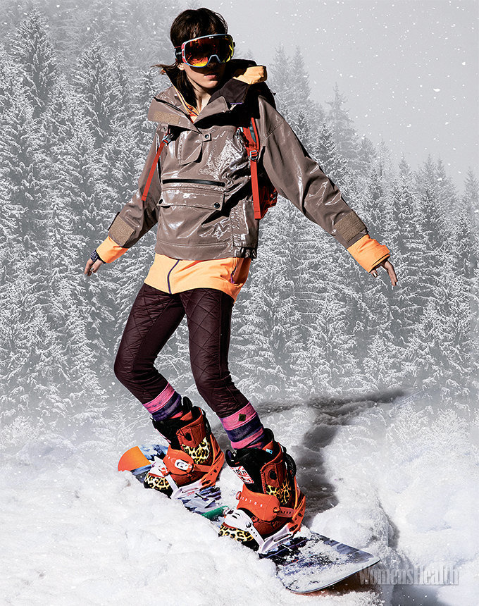 Фото трассы лыжные сочи