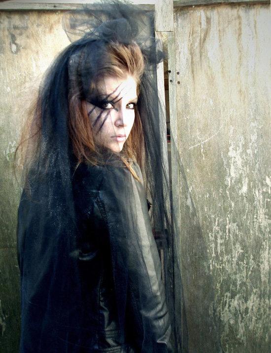 Макияж на Хэллоуин. Конкурсное фото Макияж на Хэллоуин - Дом Солнца