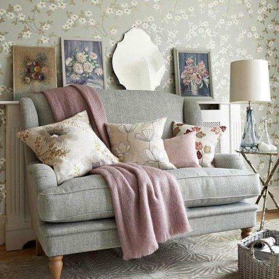 Мягкая мебель для гостиной: фото и дизайн интерьеров