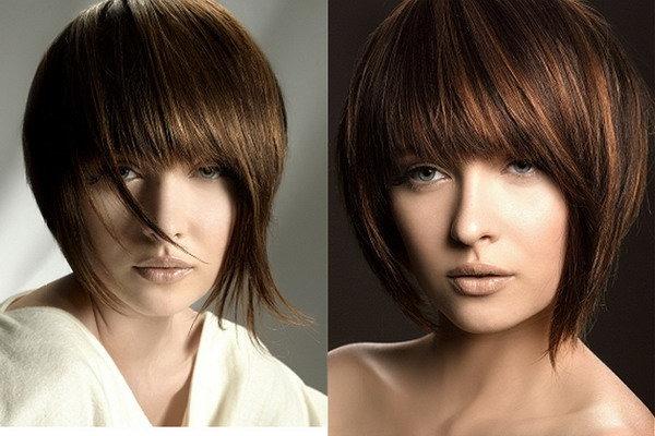 Модные стрижки волос женские: на фото каскадные стрижки на короткие и длинные волосы, как выбрать по форме лица
