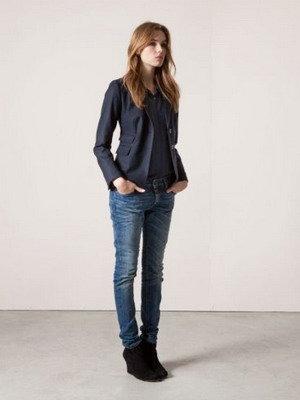 Повседневная одежда 2016: стильные модные образы гардероба для девушек на фото