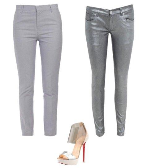 Самые модные женские брюки 2013 - 50 фото!