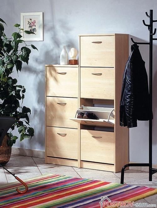 Шкаф для обуви Слим фото