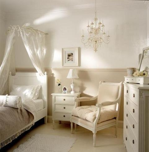 Спальня в стиле шебби шик, обои, фото.  Спальня в стиле шебби шик своими руками. | Ремонт квартиры