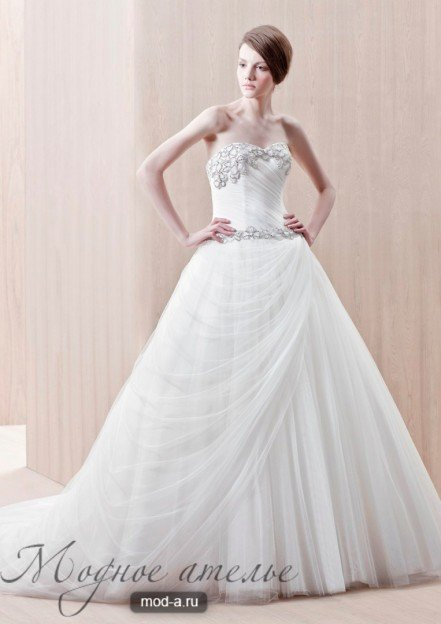 Стили свадебных платьев (Фото)