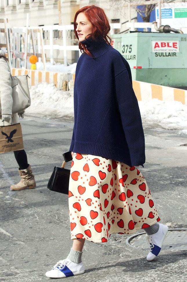 Тейлор Томаси-Хилл (Moda Operandi), Нью-Йорк