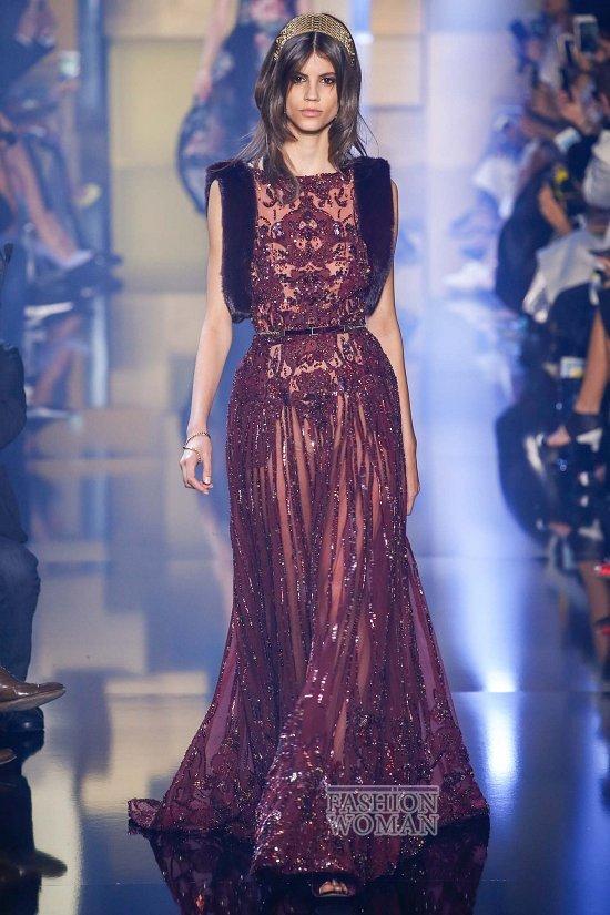 Топ-25 лучших вечерних платьев из коллекций Haute Couture осень-зима 2015-2016 фото №1