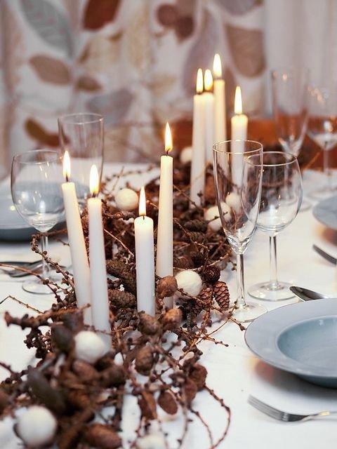 Top-8 идей для декора зимней свадьбы - Weddywood