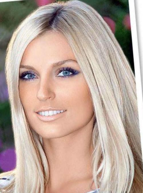 цвета блондинок фото