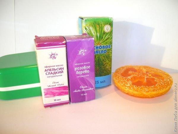 Ванны с эфирными маслами уход за кожей ароматерапия / Уход за кожей лица и тела