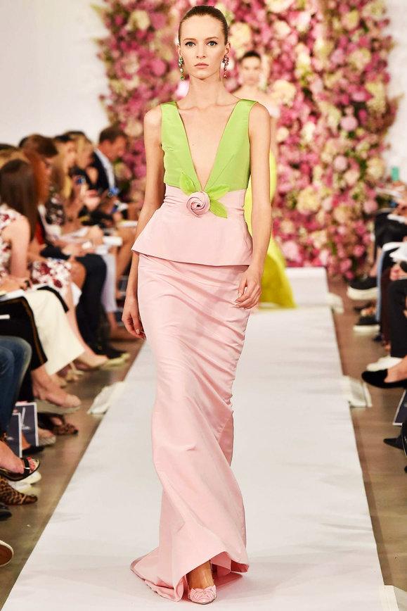Вечерний выход: 150 лучших вечерних платьев Недели моды в Нью-Йорке | Glamour.ru
