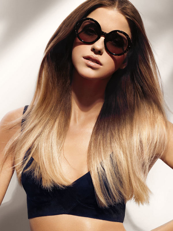 виды окраски волос фото | Photo-Bonus.ru