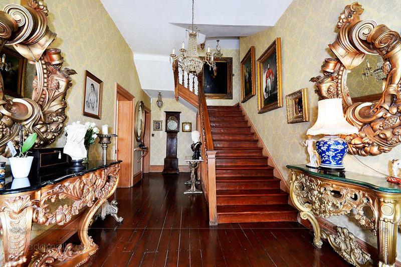 викторианская лестница