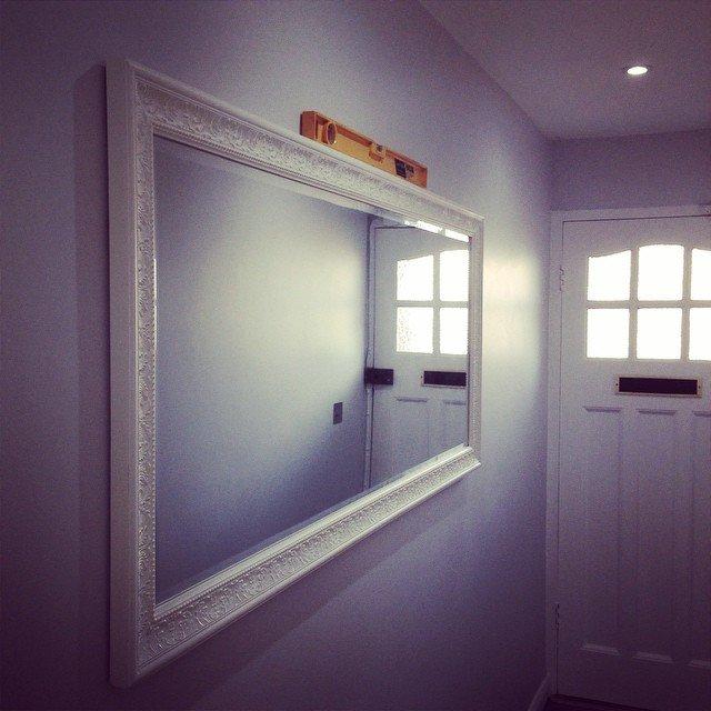 Зеркало в коридор: 15 фото