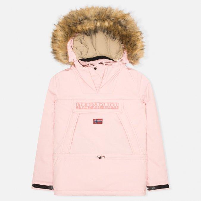 Женская куртка анорак Napapijri Skidoo EF Primrose