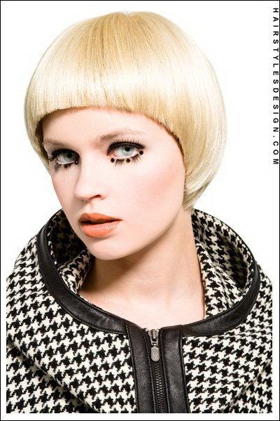Женская стрижка паж лучше всего подходит для активных и стильных девушек.