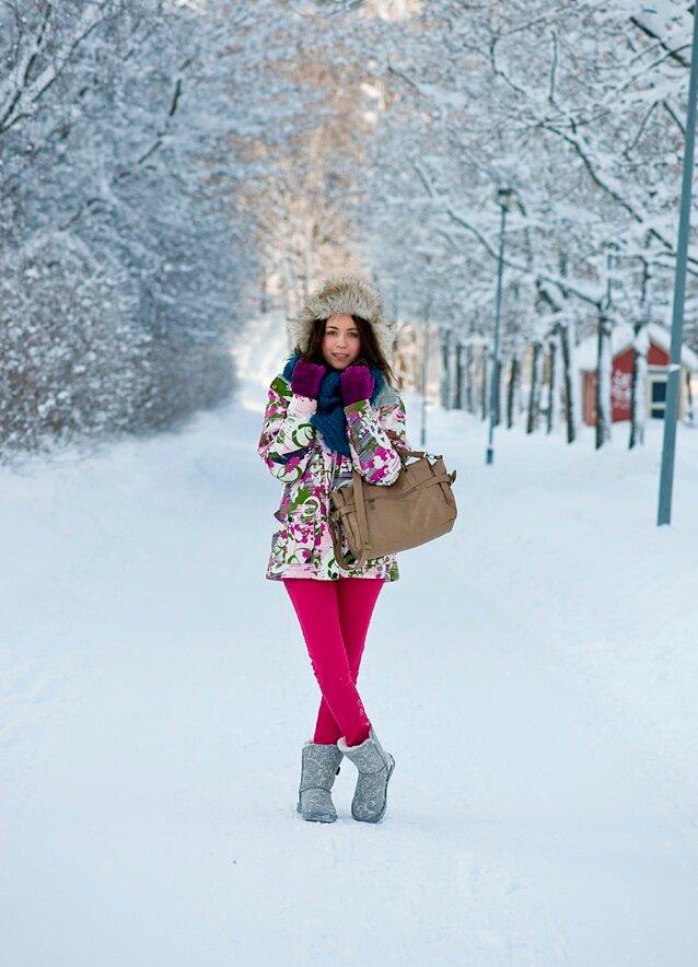 зимний образ 2