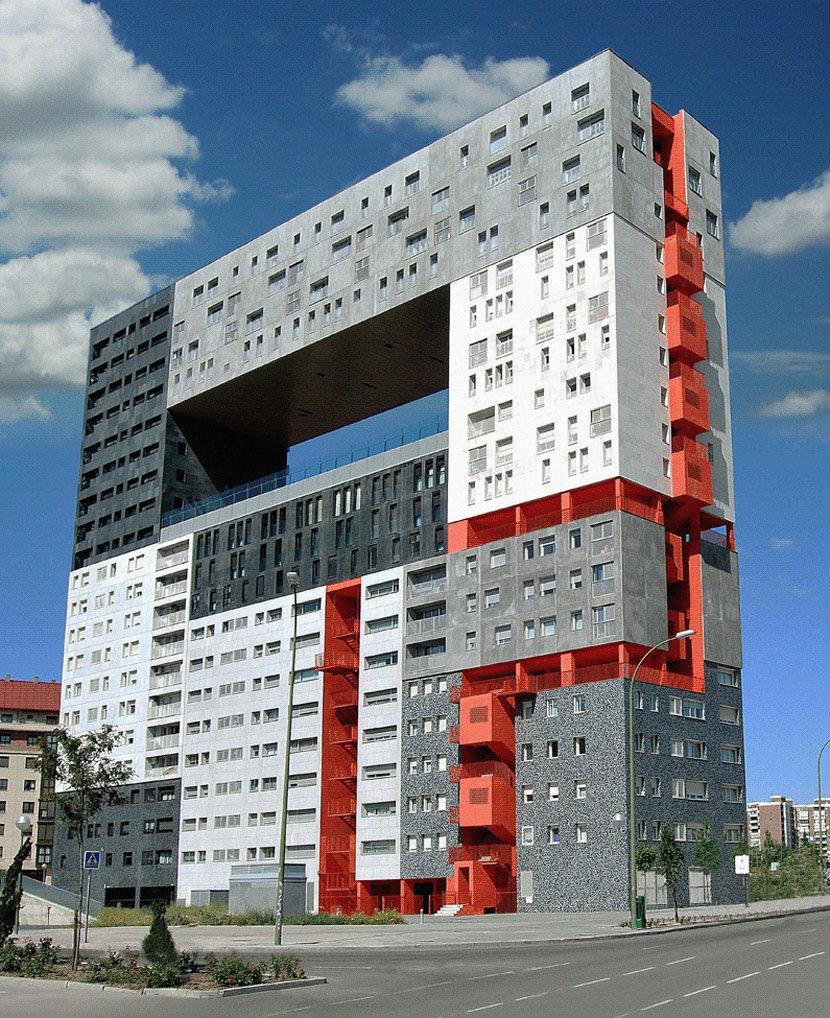 оформление фасадов жилых многоэтажных зданий фото роговцева