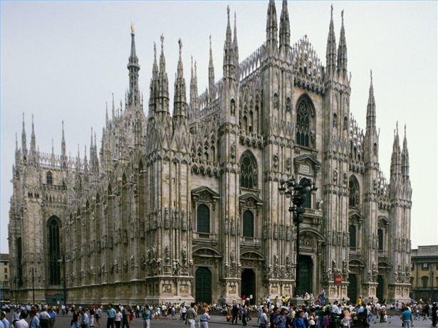 Gothic Architecture Buildings callmecha.info