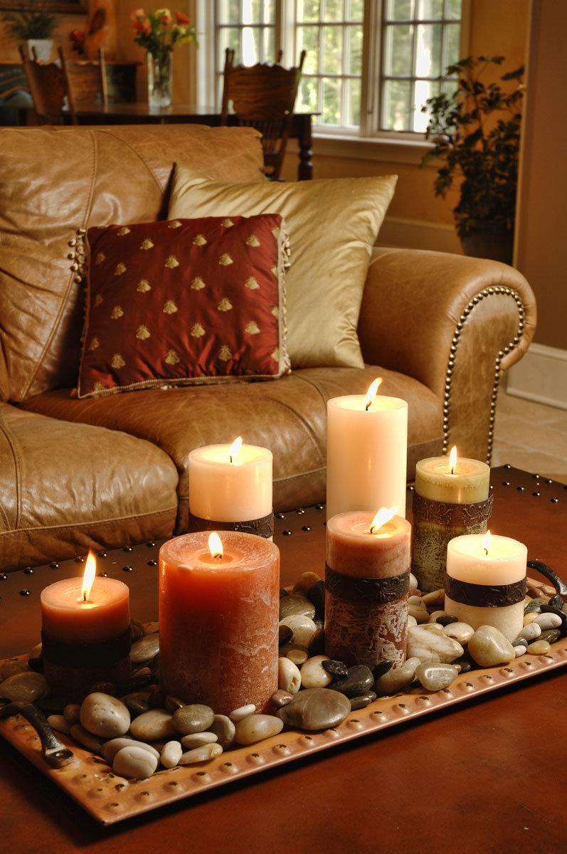 легко украшать комнату свечами картинки хотите