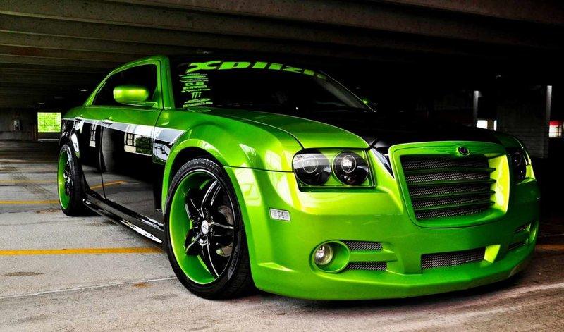 Foose Chrysler 300C