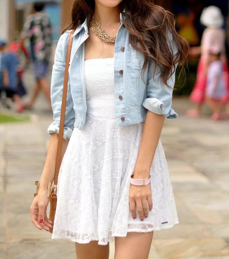 фото в красивой одежде девушки фото