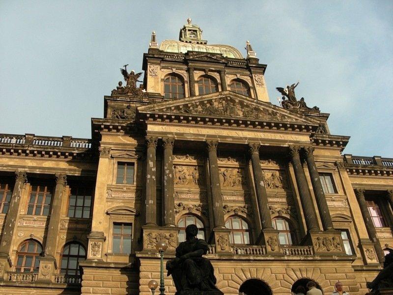 Национальный музей, Прага, Чехия