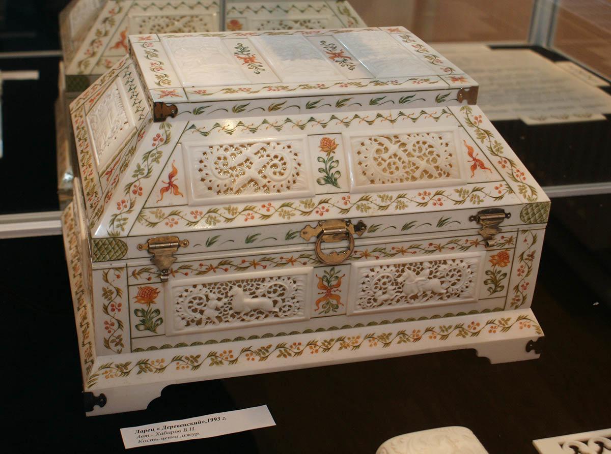 картинки шкатулок ларцов из коллекции музеев ювелирной