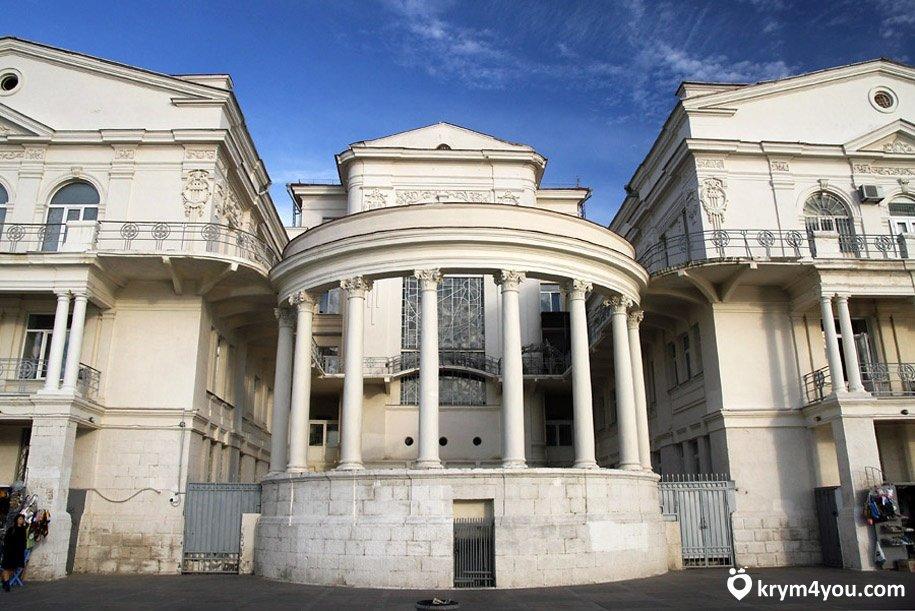 фото дворец детства севастополь