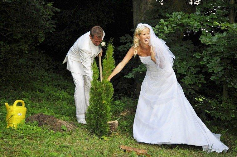 Без традиций Ваша свадьба будет пресной.