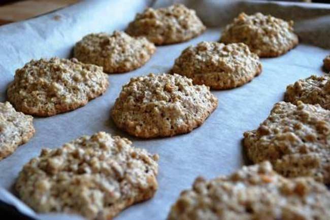 Печенье овсянка рецепт пошагово в