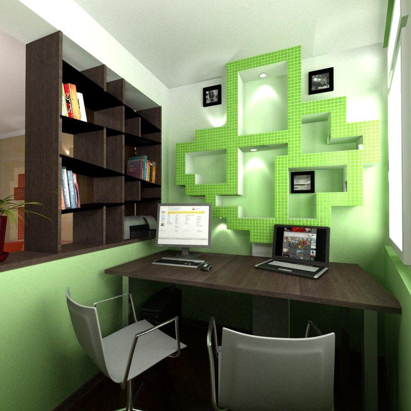 Утепление балкона для обустройства на нем комфортного и удобного кабинета – процесс обязательный.