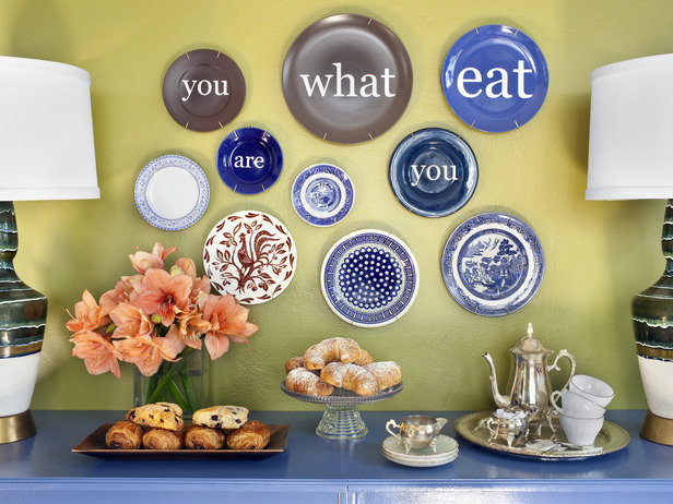 Как сделать декоративные тарелки самой Все про группы ВКонтакте t