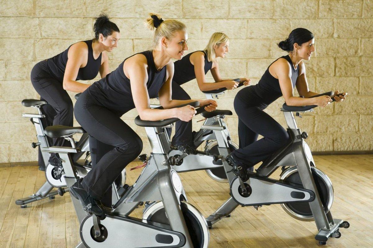 Занятия на велотренажере похудение