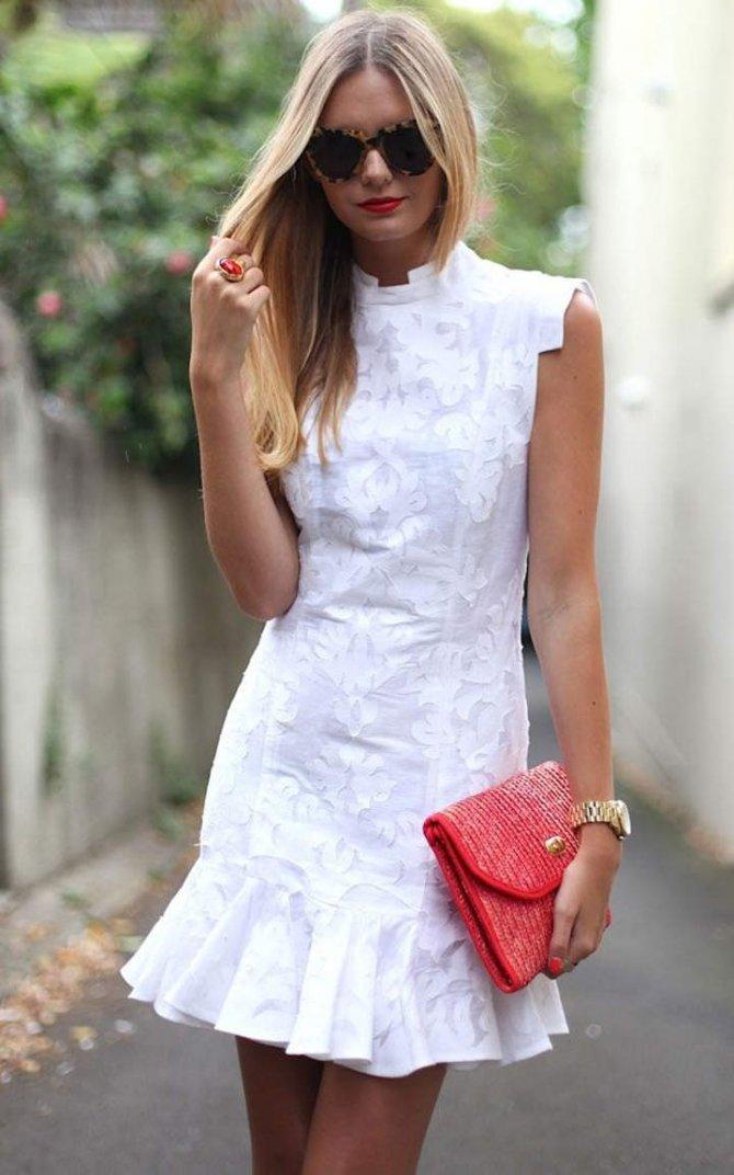 забыли цветок фото платье лето белое блогер молодой