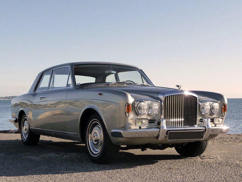 Bentley T1 Mulliner Park Ward Coupe