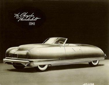кадиллак ретро 1953 года