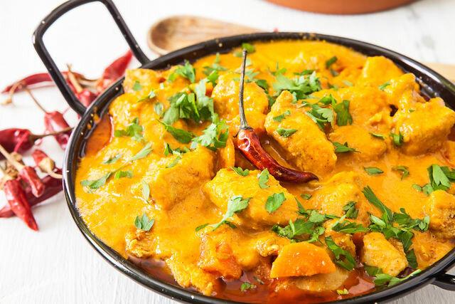 Блюдо из курицы с потрясающим ароматом