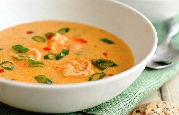 Готовим гороховый суп-пюре с копченостями